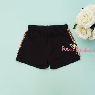 Conjunto Petit Cherie Blusa e Short Summer Fashion