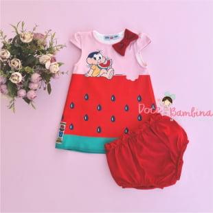 Vestido Mon Sucré Bebê Magali