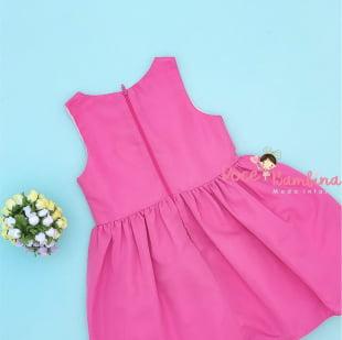 Vestido Mon Sucre Boom Pink