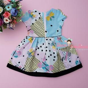 Vestido Mon Sucré Butterfly