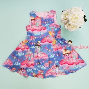 Vestido Mon Sucré Candy Land