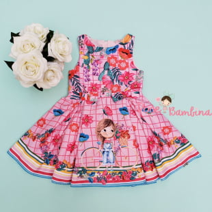 Vestido Mon Sucre Flowers Shop