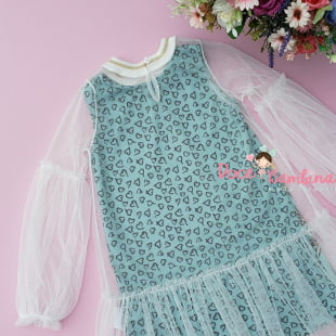 Vestido Petit Cherie Casual Animal Print Fashion