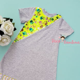 Vestido Petit Cherie Casual Colorful