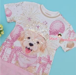 Vestido Petit Cherie Casual Dog Lovers