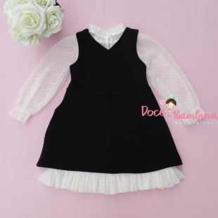 Vestido Petit Cherie Casual Fashion Girl