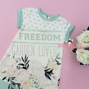 Vestido Petit Cherie Casual Garden Lovers