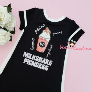 Vestido Petit Cherie Casual Milk Shake