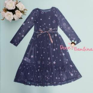 Vestido Petit Cherie casual Starry Night