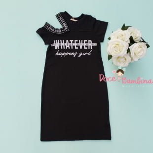 Vestido Petit Cherie Casual Summer Black