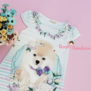 Vestido Petit Cherie Casual Color Fresh Exclusivo