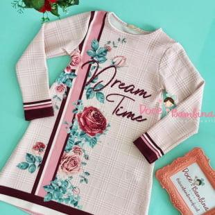 Vestido Petit Cherie Casual Dream Time