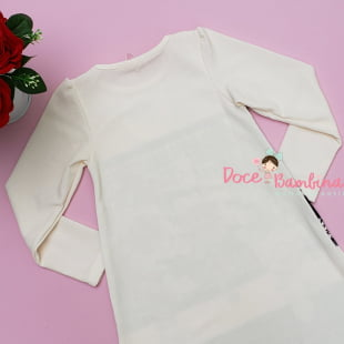 Vestido Petit Cherie Casual Girl Fashion Roses