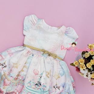 Vestido Petit Cherie de Festa B-day