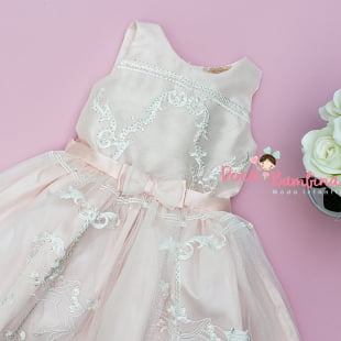 Vestido Petit Cherie de Festa Carrossel Encantado