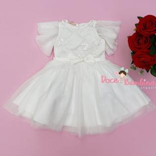 Vestido Petit Cherie de Festa Meu Pequeno Anjinho