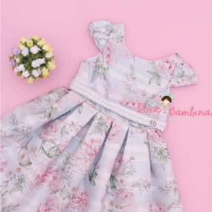 Vestido Petit Cherie de Festa Botanic Roses