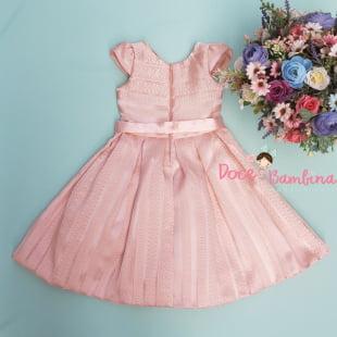 Vestido Petit Cherie de Festa Charming Roses