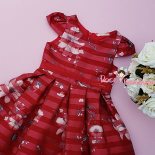 Vestido Petit Cherie de Festa Encanto