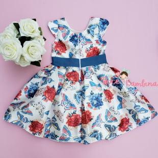 Vestido Petit Cherie de Festa Jardim Encantado