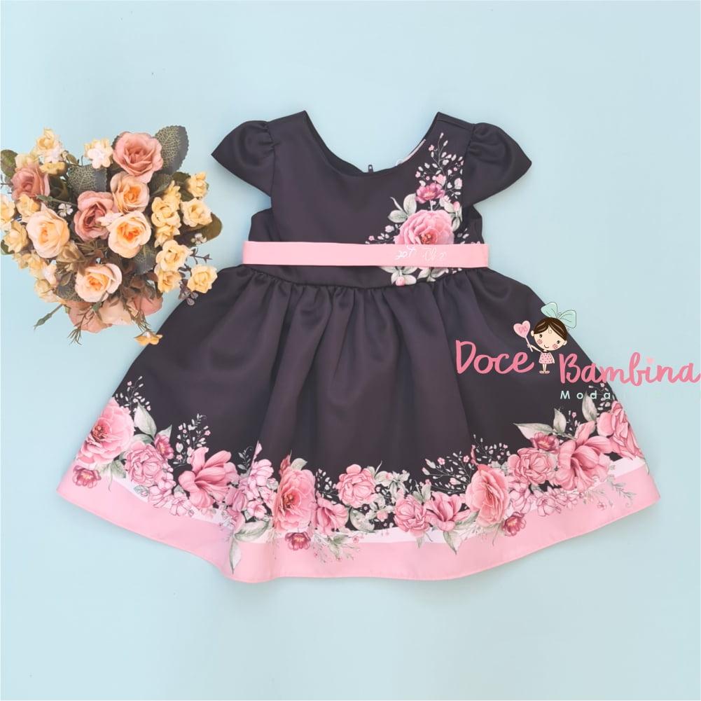 Vestido Petit Cherie bebe