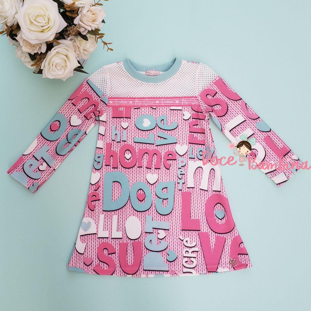 Vestido Mon Sucré Pet Love